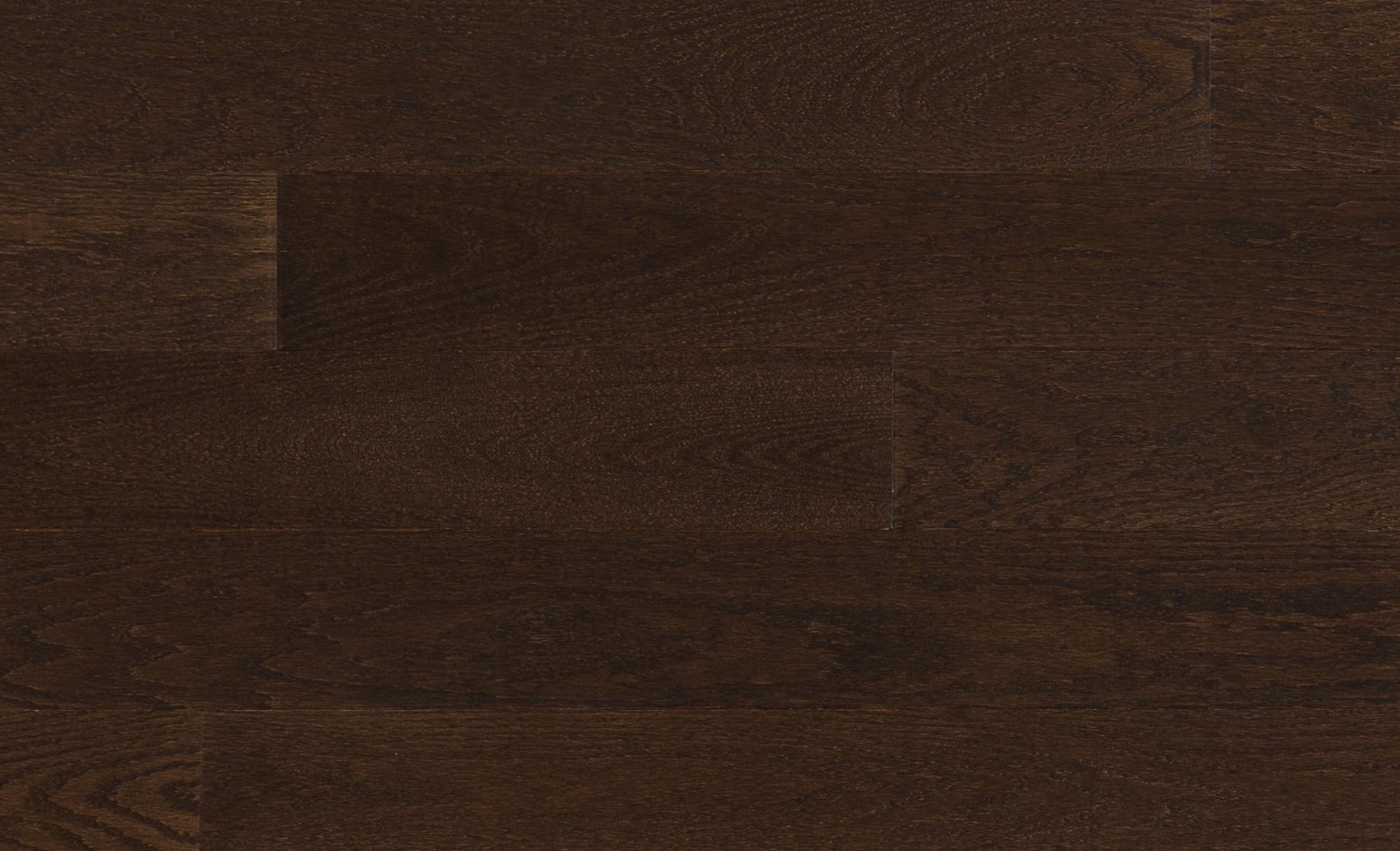 Red Oak Chocolate Brown