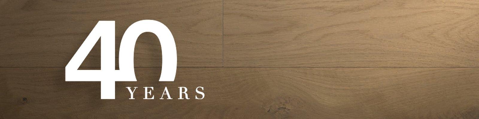 40 years ago, Mercier became the original prefinished wood flooring.